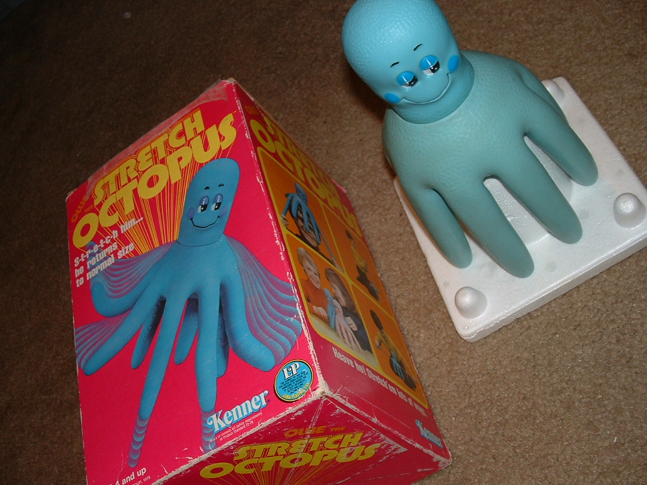 Best Toy Ever : Thee alpha